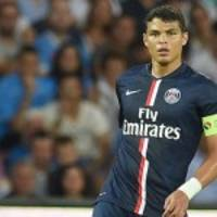 (image) psg captain thiago silva has ice bath in crazy sci-fi contraption
