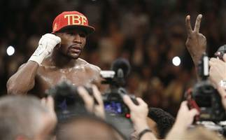 Floyd Mayweather Jr. Fight With Manny Pacquiao Could Be On The Horizon